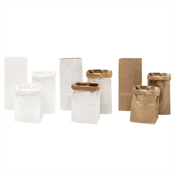 Paper Poetry Maxi-Blockbodenbeutel S 41x18x12cm 3 Stück