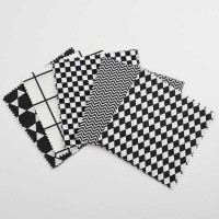 Rico Design Stoffpaket Mix22 13,5x13,5cm 20 Stück