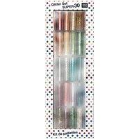 Rico Design Glitter Set 30teilig