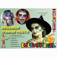 Eulenspiegel Halloween Palette