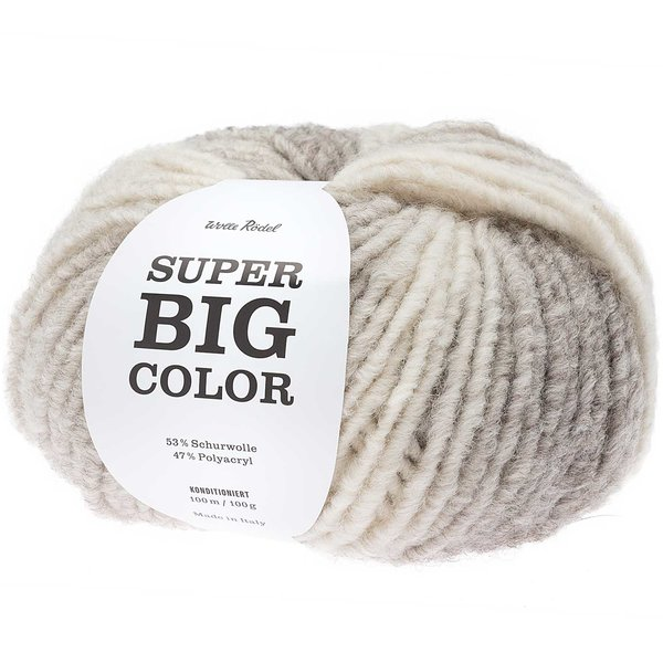 Wolle Rödel Super Big Color 100g 100m