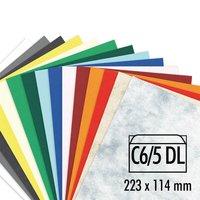 Artoz S-Line Kuverts C6/5 80g/m² 5 Stück