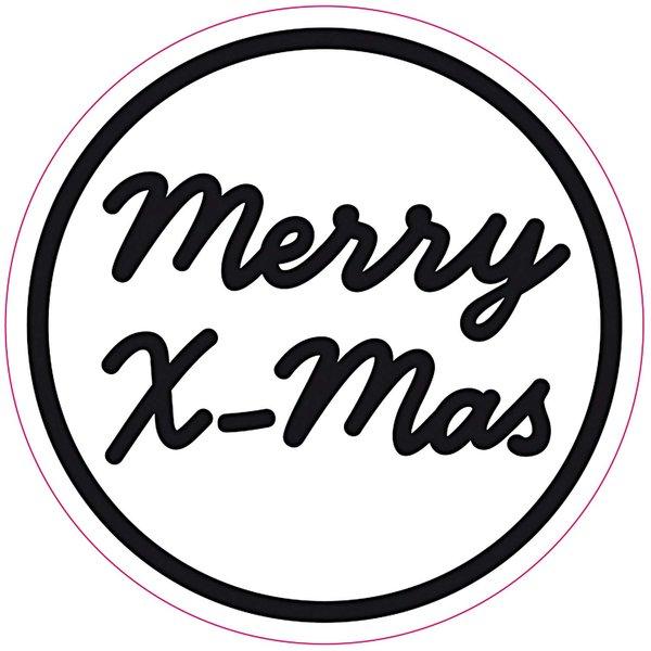 Rico Design Keksstempel Merry X-MAS II 6x8,5cm