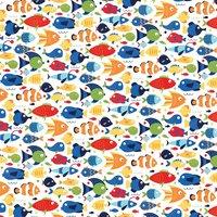 MyMindsEye Scrapbooking Bogen Under the Sea Aquatic Fun 30,5x30,5cm