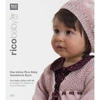 Rico Design Baby Heft Nr.3 (baby cotton soft dk)