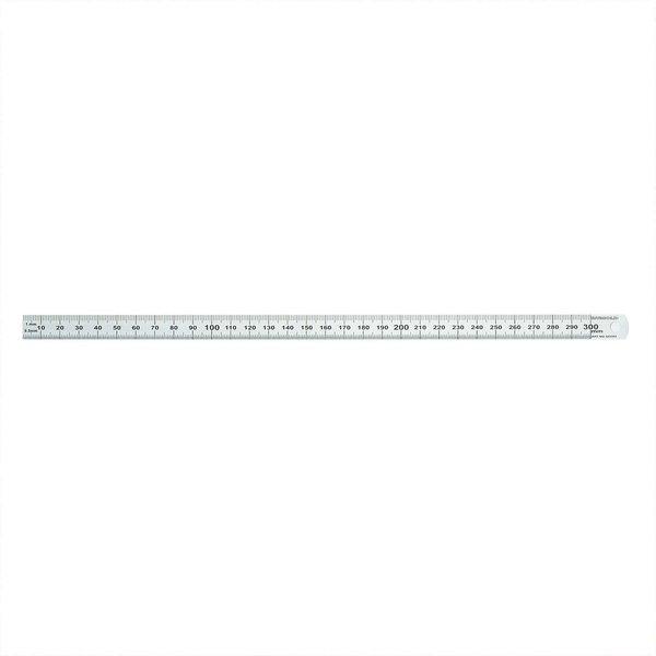 RUMOLD Lineal 30cm Stahl