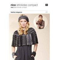 Rico Design Strickidee compact Nr.211 fashion elegance