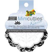 folia Mini Cutties Designpapier Klassik