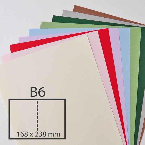 Rico Design 5 Klappkarten B6 Serie Essentials