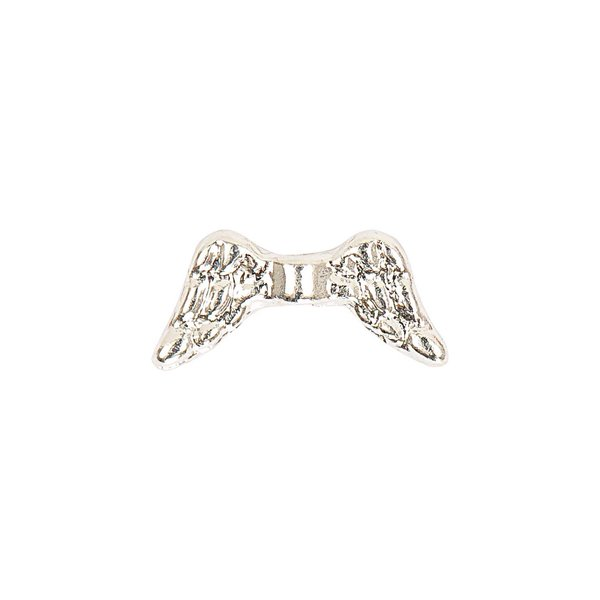 Jewellery Made by Me Flügel mini silber 15x6mm