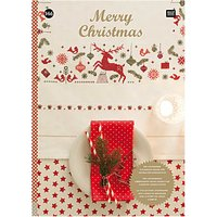 Rico Design Stickbuch Merry Christmas Nr.146