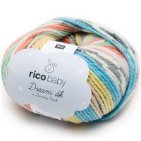 Rico Design Baby Dream Luxury Touch dk 50g 122m