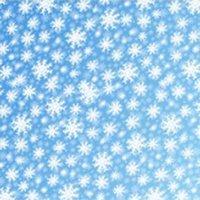 MARPA JANSEN Fotokarton Schnee Eiskristall 50x70cm 300g/m²
