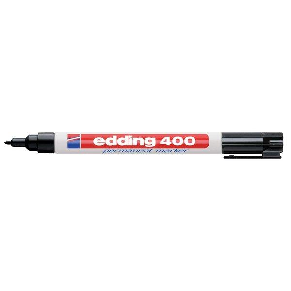 edding 400 Permanentmarker schwarz 1mm