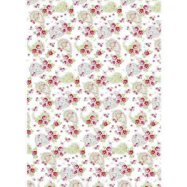 Rico Design Paper Patch Papier Paisley 30x42cm