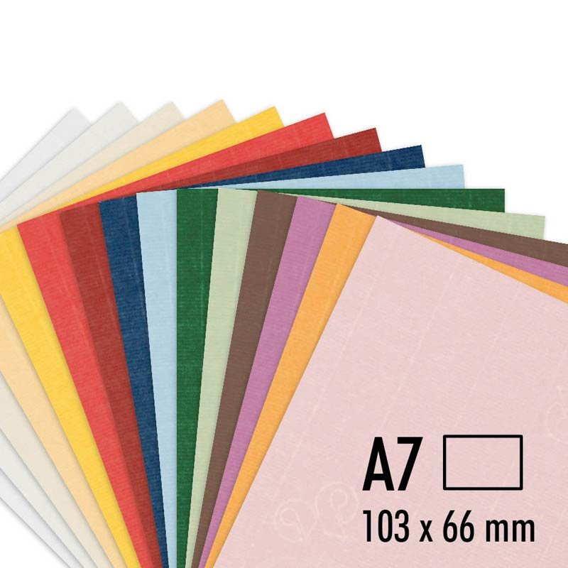 Artoz Visitenkarte Serie 1001 A7 220g/m² 5 Stück