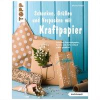TOPP Schenken, Grüßen und Verpacken mit Kraftpapier