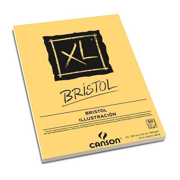 Canson XL Block Bristol A3 50Blatt