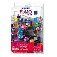 Staedtler FIMO Soft Set 10 Halbblöcke je 25g