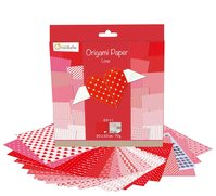 ExaClair Origami Papier Love 20x20cm 60 Blatt