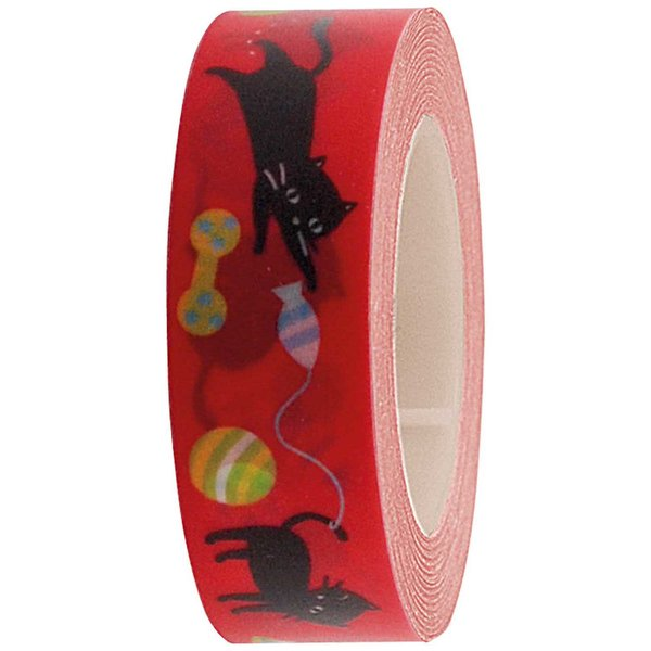 Rico Design Tape Kätzchen 15mm 10m