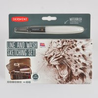 ColArt Line and Wash Sketching Set 14teilig