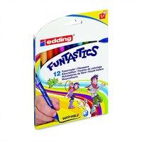 Edding Filzstifte Funtastics 12 Stück