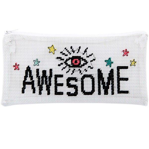 Rico Design Stickpackung Etui Awesome 21x10cm