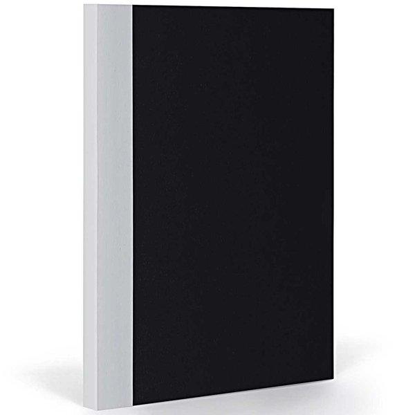 FANTASTICPAPER Notizbuch XL blanco black-coolgrey