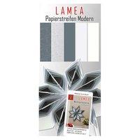 Nice Papers Papierstreifen modern 3x33cm 150 Stück
