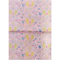 Rico Design Paper Patch Papier Wonderland pink 30x42cm