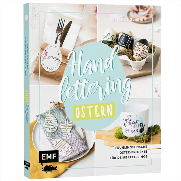 EMF Handlettering Ostern