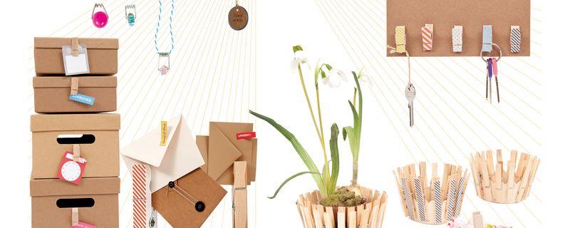 Basteln Mit Wascheklammern Gratis Anleitung Und Ideen Selber Nutzen