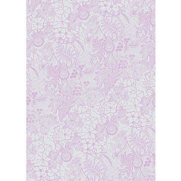 Rico Design Paper Patch Papier Spitze violett 30x42cm