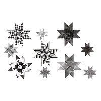 Paper Poetry Fröbelstreifen Graphic schwarz-weiß 60 Stück