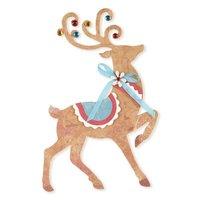 Sizzix Bigz Die Reindeer by Brenda Walton