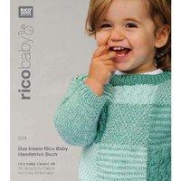 Rico Design Baby Heft Nr.4