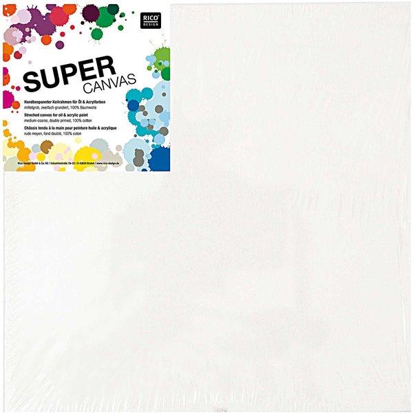 Rico Design Super Canvas Keilrahmen 50x50cm