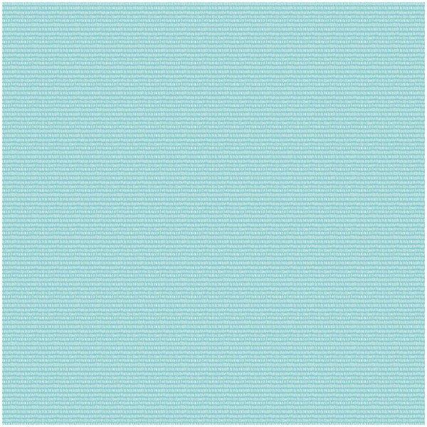 Rico Design Stoff Jersey türkis Striche weiß 145cm