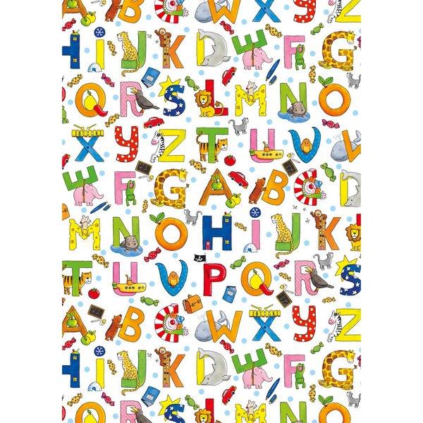 HEYDA Fotokarton Buchstaben 50x70cm 300g/m²