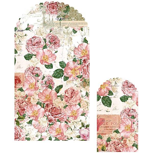 Paper Poetry Papiertüten Rosen 10er Set