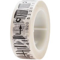 Rico Design Tape Strichcode 15mm 10m