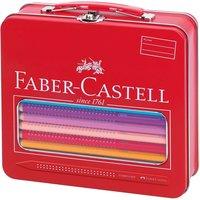 Faber Castell Jumbo Grip Malkoffer 22teilig