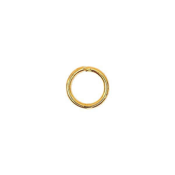 Jewellery Made by Me Öse gold 4mm 20 Stück