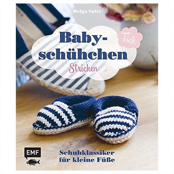 EMF Baby-Schühchen stricken