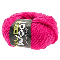 Lana Grossa Mc Wool Neon Big 100g