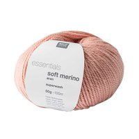 Rico Design Essentials Soft Merino aran 50g 100m