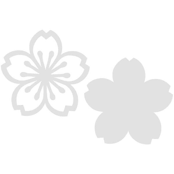 Rico Design Cardboard Blüten 3 Stück