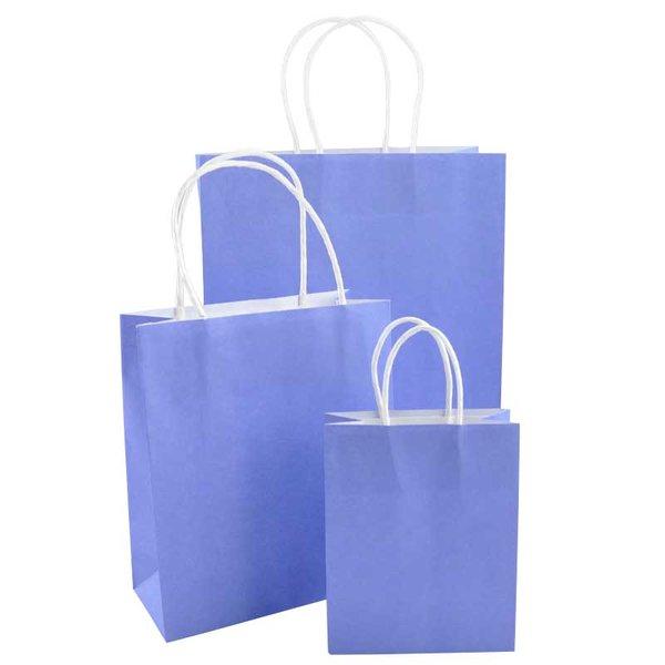 Rico Design Papiertüte blau