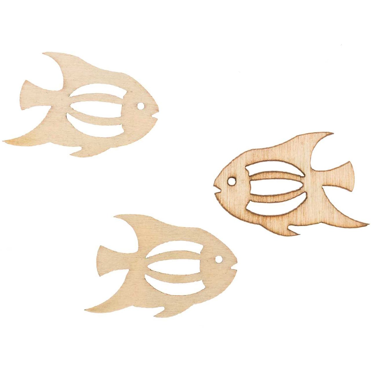Streu Fische 3cm 12 Stück